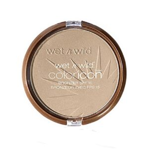 4049775574312-1-Wet N Wild Color Icon Bronzer Spf 15 Reserve Your Cabana 13g