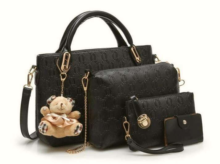 9af23115a4 Γυναικεία τσάντα σετ 5 σε 1 - Beauty Buy Club