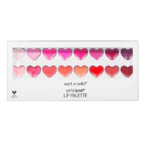 Lip-Gloss-Palette